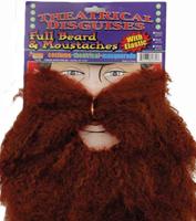 Full Beard and Mustache