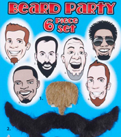 Beard Party Set