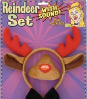 Reindeer Accessory Set