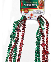 Merry Christmas Necklace Set