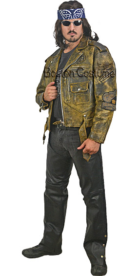 Leather Jacket Rental