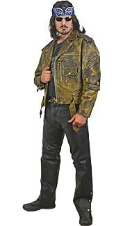 Leather Jacket Rental