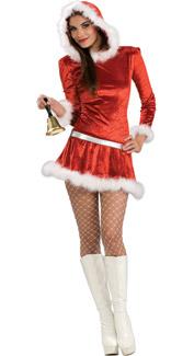 Adorable Christmas Caroler Costume