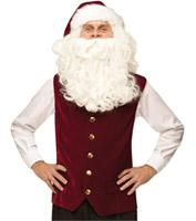 Santa Vest & Hat