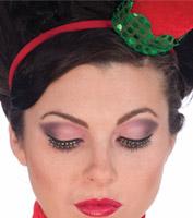 Christmas Eyelashes