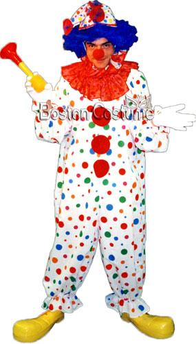 Clown #1 Costume