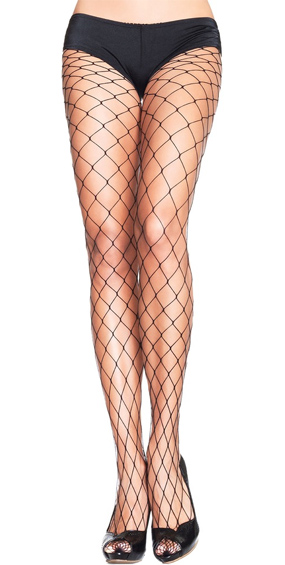 Fence Net Pantyhose