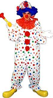 Clown #1 Costume