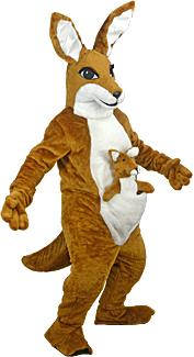 Deluxe Kangaroo Costume