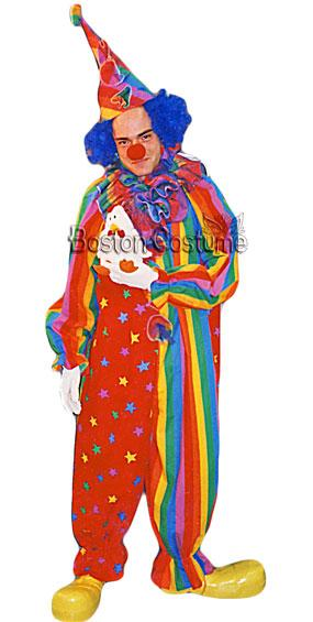 Clown #3 Costume
