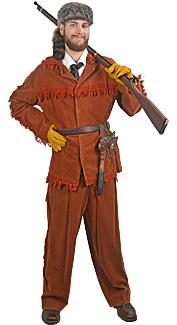 Frontiersman Rental Costume