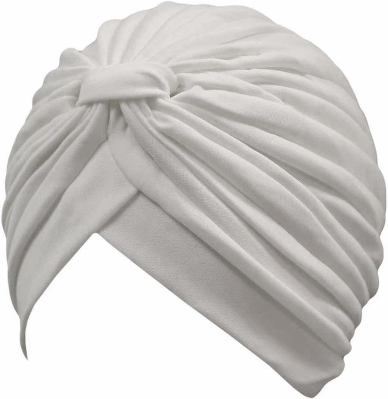 Turban in White at Boston Costume 19c8bbf4a42