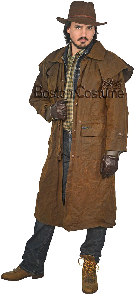 Western Duster At Boston Costume