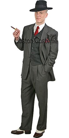 Gangster Rental Costume