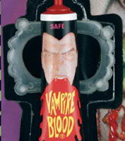 Vampire Blood & Fangs