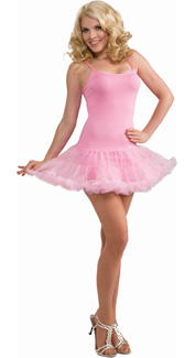 Petticoat Dress in Pink