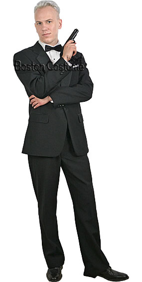 Super Spy Rental Costume
