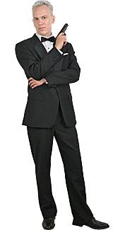 Super Spy Rental Costume