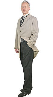 Victorian/Edwardian Man Costume