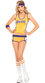 Los Angeles Lakers Costume