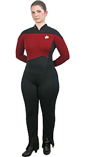 Star Trek: The Next Generation Uniform
