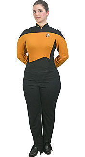 Star Trek: The Next Generation Uniform Costume