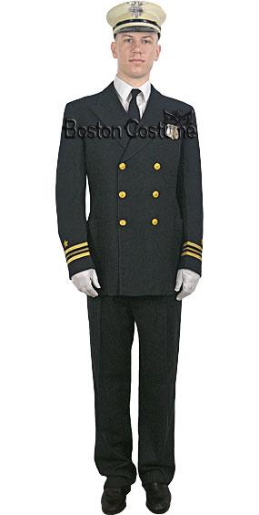 Firefighter Dress Uniform Costume At Boston Costume