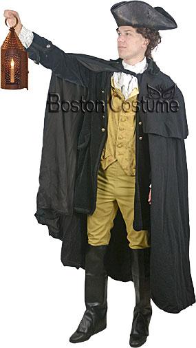 18th Century Horseman Costume