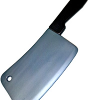 Toy Meat Cleaver
