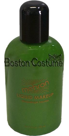Liquid Makeup in Green