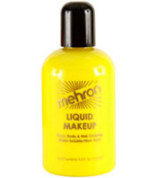 Liquid Makeup in Yellow
