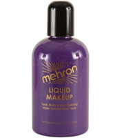 Liquid Makeup in Purple