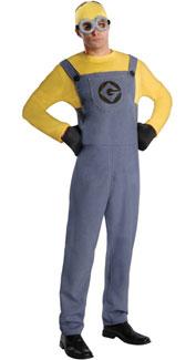 Minion Dave Costume