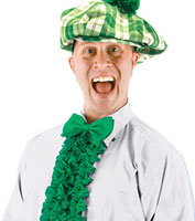 Insta-Tux in Green