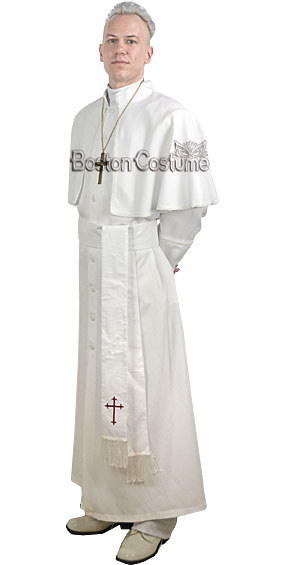 Pope Costume  sc 1 st  Boston Costume & Pope Costume at Boston Costume