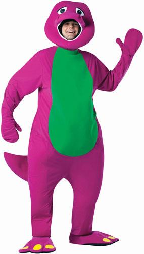 Barney Costume