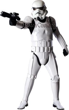 Deluxe Storm Trooper Costume