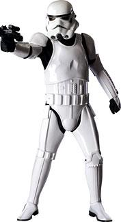 Deluxe Storm Trooper Costume