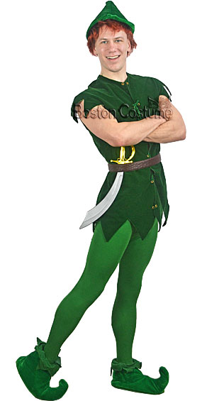Peter Pan Costume