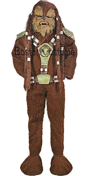 Dark Space Ape Costume