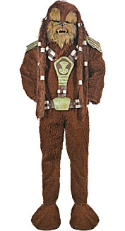 Dark Space Ape Costume