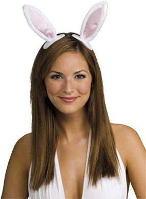 Clip-On Bunny Ears