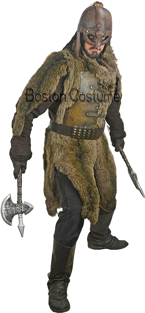Viking Man Costume  sc 1 st  Boston Costume & Early Gothic u0026 Medieval Menu0027s Costumes at Boston Costume