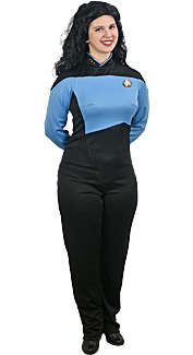 Star Trek Jumpsuit Uniform
