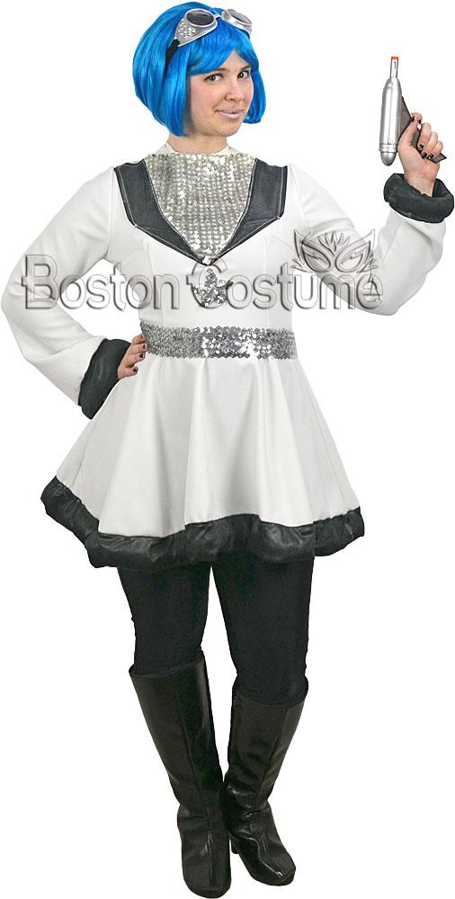 space girl costume at boston costume. Black Bedroom Furniture Sets. Home Design Ideas
