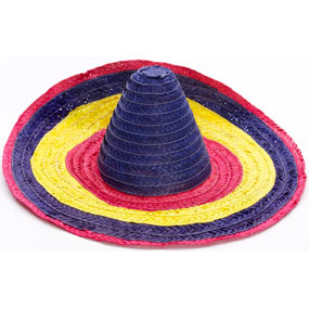 Tri-Color Sombrero