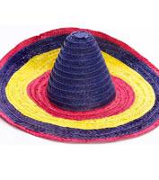 Tri-Color Sombrero
