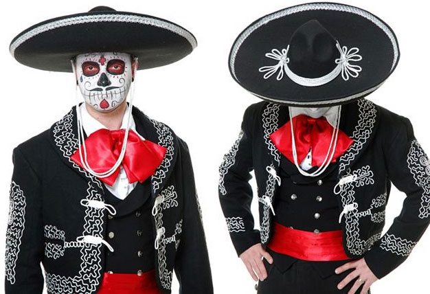 Mariachi Sombrero & Mariachi Sombrero at Boston Costume