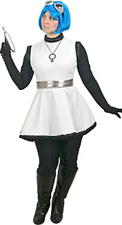 Space Girl Costume