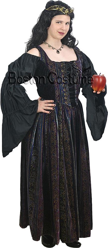 Evil Queen Costume  sc 1 st  Boston Costume & Evil Queen Costume at Boston Costume